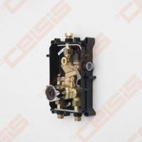 Bekontaktinio sienoje montuojamo termostatinio maišytuvo korpusas ORAS Electra