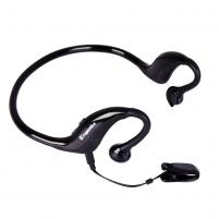Belaidės ausinės su pulso matuokliu inSPORTline Pulsate