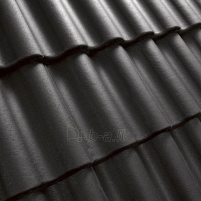 Benders Palema concrete roof tile, (Balck) Concrete roof tiles
