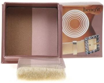 Benefit 10 Face Powder Duo Cosmetic 10g Pudra veidui