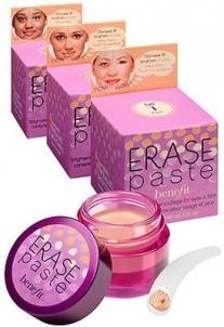 Benefit Erase Paste Eyes And Face Cosmetic 4,4g (Fair) Maskuojamosios priemonės veidui