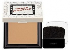 Benefit Hello Flawless Powder Cover-up Cosmetic 7g (Color Honey) Pudra veidui