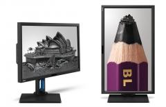 BenQ Monitor LED BL2711U 27, Ultra HD, 3000:1, DP/HDMI/DVI-DL