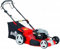 Gas self-propelled lawnmower 2.64kW Grizzly BRM 56 BSA Trimmer, lawnmowers