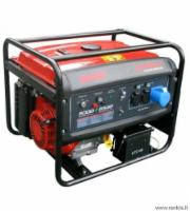 Benzininis elektros generatorius AL-KO 6500 D-C Benzininiai elektros generatoriai