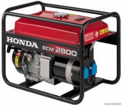 Benzininis generatorius Honda ECM 2800