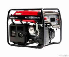 Benzininis generatorius Honda EG 4500