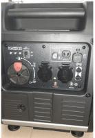 Benzininis generatorius RATO R3500IE