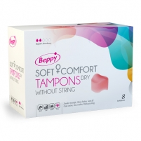 Beppy Comfort Tampons Dry - 8 pcs Sex for personal hygiene