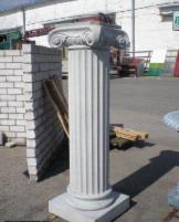 Concrete elementas Kolona, H 145 cm Decorative concrete products