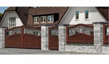 Concrete fence block F1 (galimybė rinktis spalvą)