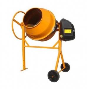 Betono maišyklė HCM 400 115L Concrete mixer