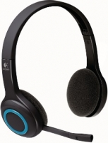 Bevielės ausinės Logitech H600