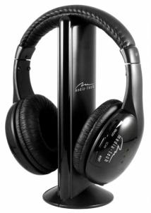 Bevielės ausinės Media-Tech Sirius, C8410809