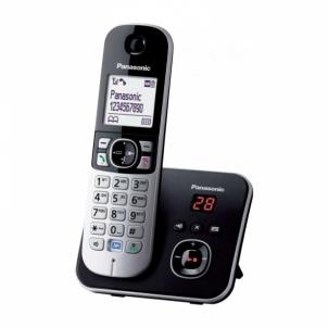 Bevielis telefonas KX-TG6821FXB Bevieliai telefonai