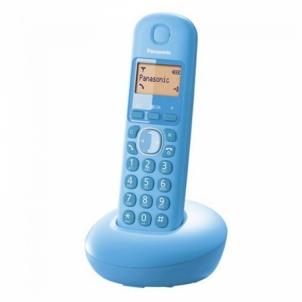 Bevielis telefonas KX-TGB210FXF Light Blue Bevieliai telefonai