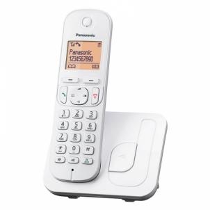 Bevielis telefonas KX-TGC210FXW White
