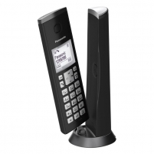 Bevielis telefonas KX-TGK210FXB Black Bevieliai telefonai