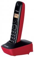 Bevielis telefonas Panasonic KX-TG1611JTR red Wireless phones