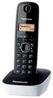 Bevielis telefonas Panasonic KX-TG1611JTW white Wireless phones