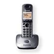 Bevielis telefonas Panasonic KX-TG6811FXB Cordless phone, Silver Black Bevieliai telefonai