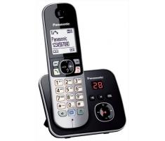 Bevielis telefonas PANASONIC KX-TG6821JTB BLACK Wireless phones