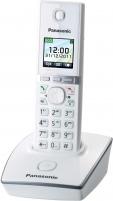 Bevielis telefonas PANASONIC KX-TG8051JTW WHITE Bevieliai telefonai