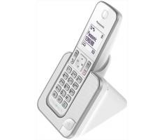 Bevielis telefonas PANASONIC KX-TGD310JTS SILVER Wireless phones