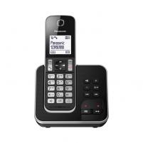 Bevielis telefonas Panasonic KX-TGD320JTB black Wireless phones