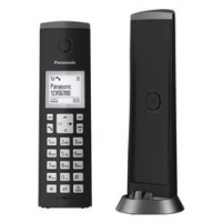 Bevielis telefonas PANASONIC KX-TGK210JTB Black Wireless phones