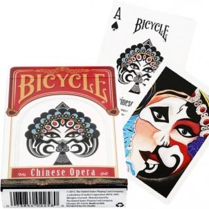 Bicycle Chinese Opera kortos