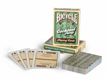 Bicycle Cocktail Party kortos