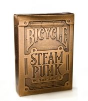 Bicycle Gold Steampunk kortos