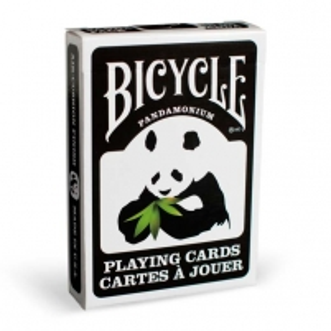 Bicycle Panda kortos