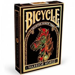 Bicycle Warrior Horse kortos Žaidimai, kortos