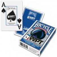 Bicycle WPT pokerio kortos (Baltos)