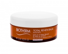 Biotherm Biosource Balm-To-Oil Deep Cleanser&Makeup Remover Cosmetic 125ml Sejas tīrīšana