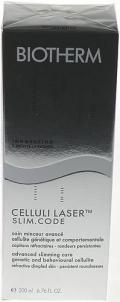 Biotherm Celluli Laser Slim Code Cosmetic 200ml (Without box) Stangrinamosios kūno priežiūros priemonės