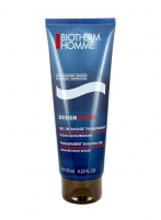 Biotherm Homme Design Shaver Transparent Shaving Gel Cosmetic 125ml Shaving gel