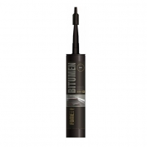 Bituminis juodas hermetikas Bitumen Fome Flex 300ml Tar seam infusion