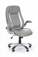 Biuro kėdė darbuotojui SATURN pilka
