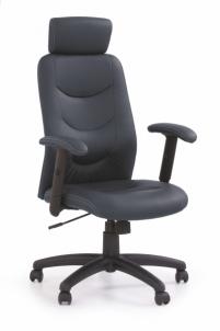 Biuro kėdė darbuotojui STILO juoda Biuro kėdės
