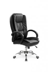 Biuro kėdė vadovui RELAX juoda Biuro kėdės