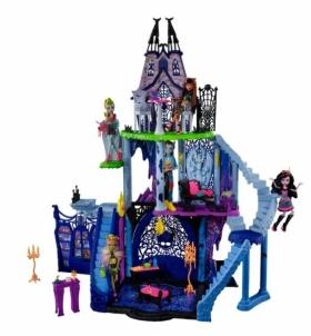 BJR18 žaidimo rinkinys Monster High namas NEW