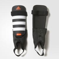 Blauzdų apsaugos adidas EVER CLUB AP7030 su čiurnų apsauga, Dydis XS