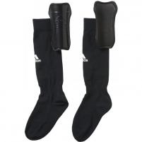 Blauzdų apsaugos adidas Youth Sock Guard Junior AH7764 Futbolo apsaugos