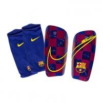 Blauzdų apsaugos Nike FC Barcelona Mercurial Lite Guard SP2171-455 Futbolo apsaugos