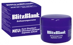 BlitzBlank Depilation using cream Sex for personal hygiene