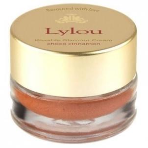 Blizgis lūpoms ir speneliams Lylou (Šokoladas-cinamonas, 7 ml)