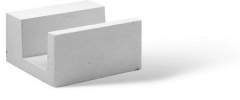 AEROC U-500 Aerated concrete blocks